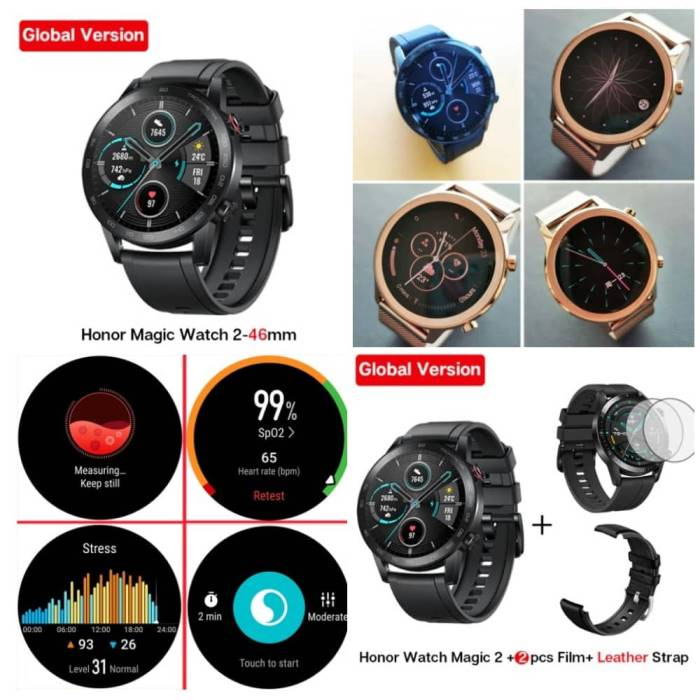 HONOR Magic Watch 2 с алиэкспресс фото