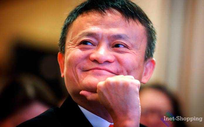 Основатель компании Alibaba