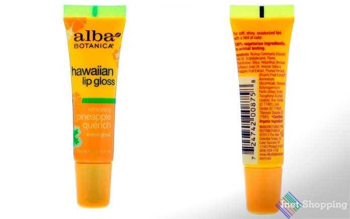 Блеск для губ Hawaiian Lip Gloss