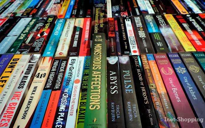 Лучшие книжные интернет магазины