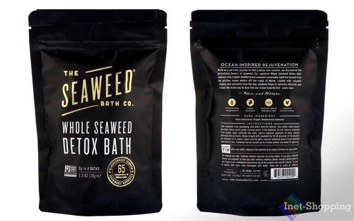 Seaweed Detox Bath