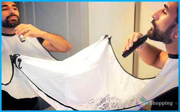 Передник для бритья
