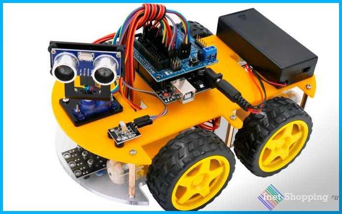 Робот наArduino