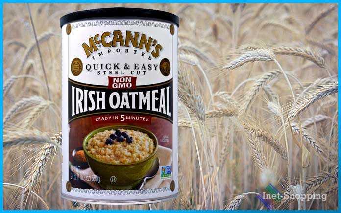 Быстрая ирландская овсянка