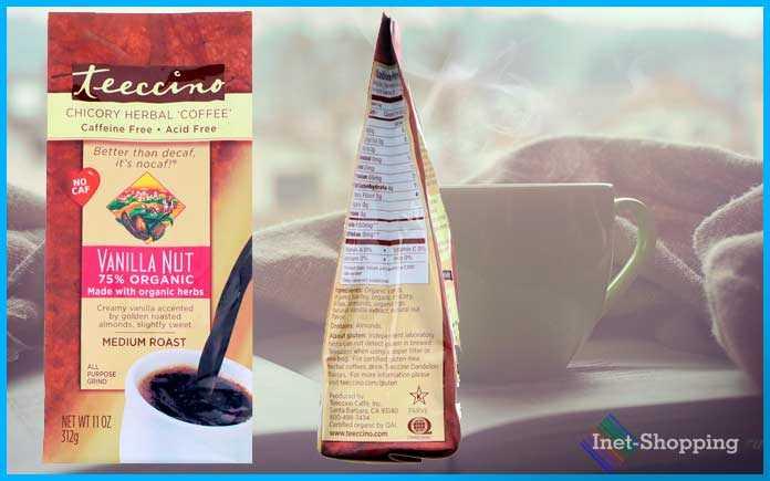 Кофе Teeccino на основе цикория