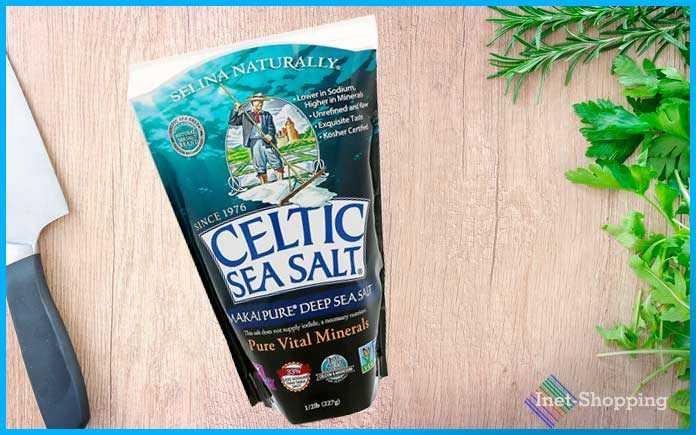 морская соль Celtic Sea Salt