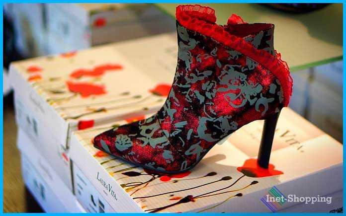 мультибрендовые интернет-магазины обуви