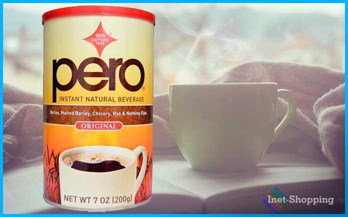 напиток Pero без кофеина