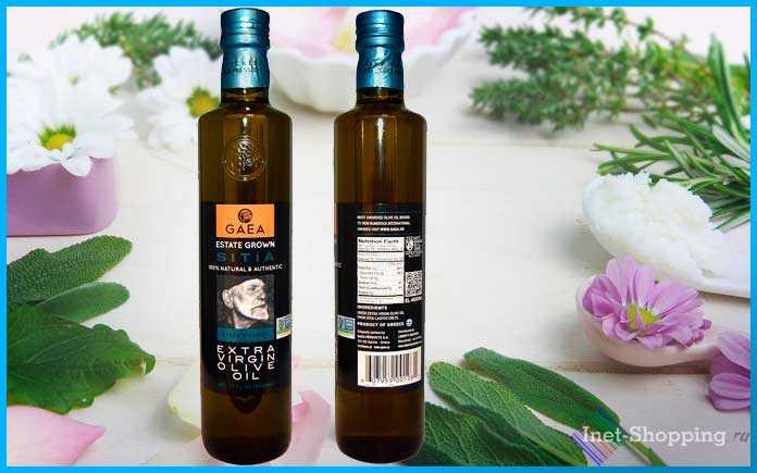 Оливковое масло на iherb