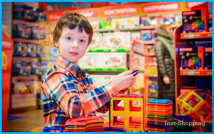 Интернет-магазин игрушек