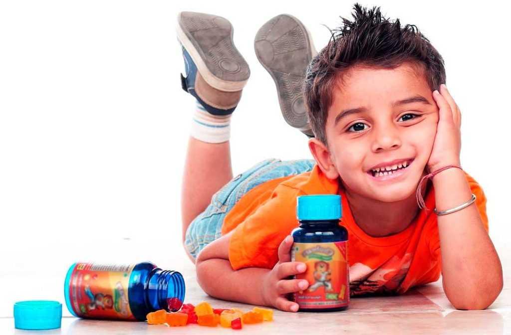Детские витамины с Айхерб