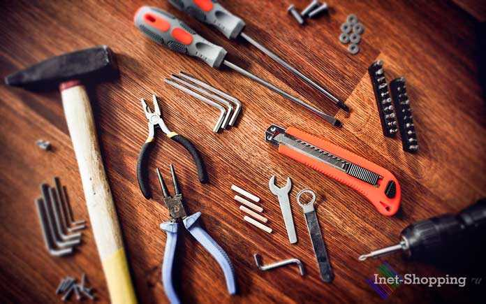 Выбор инструмента