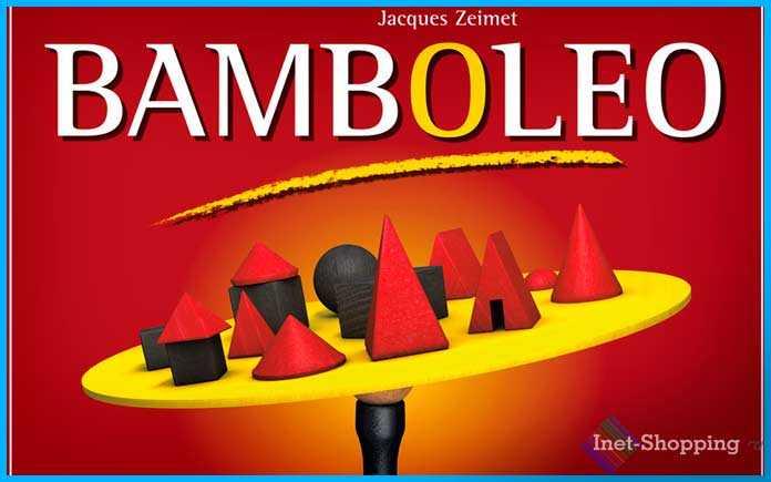 Лучшие настольные игры: Бамболео