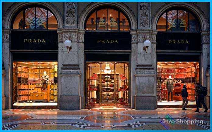 Магазин Prada