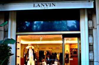 Lanvin история