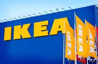 История IKEA