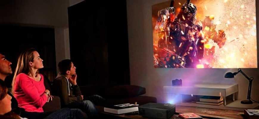 Хорошие проекторы для дома