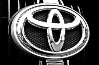история марки Toyota